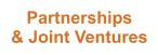 Partnerships & Joint Ventures